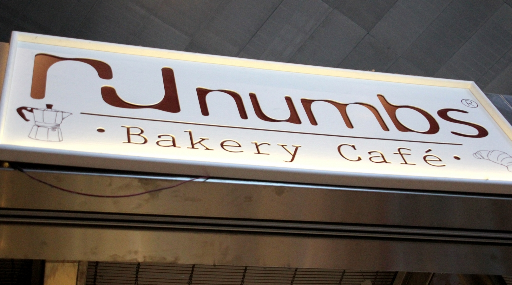 Numbs Bakery at Tiburtina Station