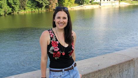 Nadia - A Vegan in Turin