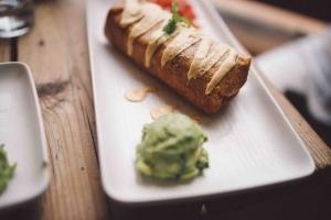 Vegan Burrito from Gracias Madre