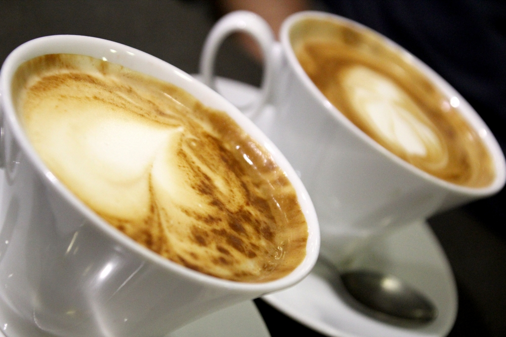 Soy 'Cappuccino' in Rome
