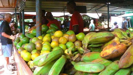 Cheapest Market in Havana Cuba