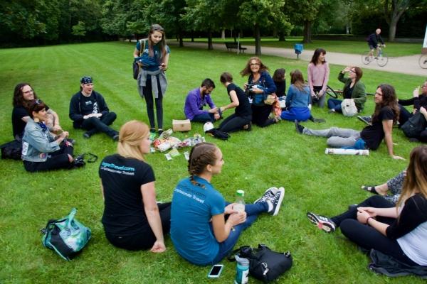 VeganTravel Meetup in Berlin