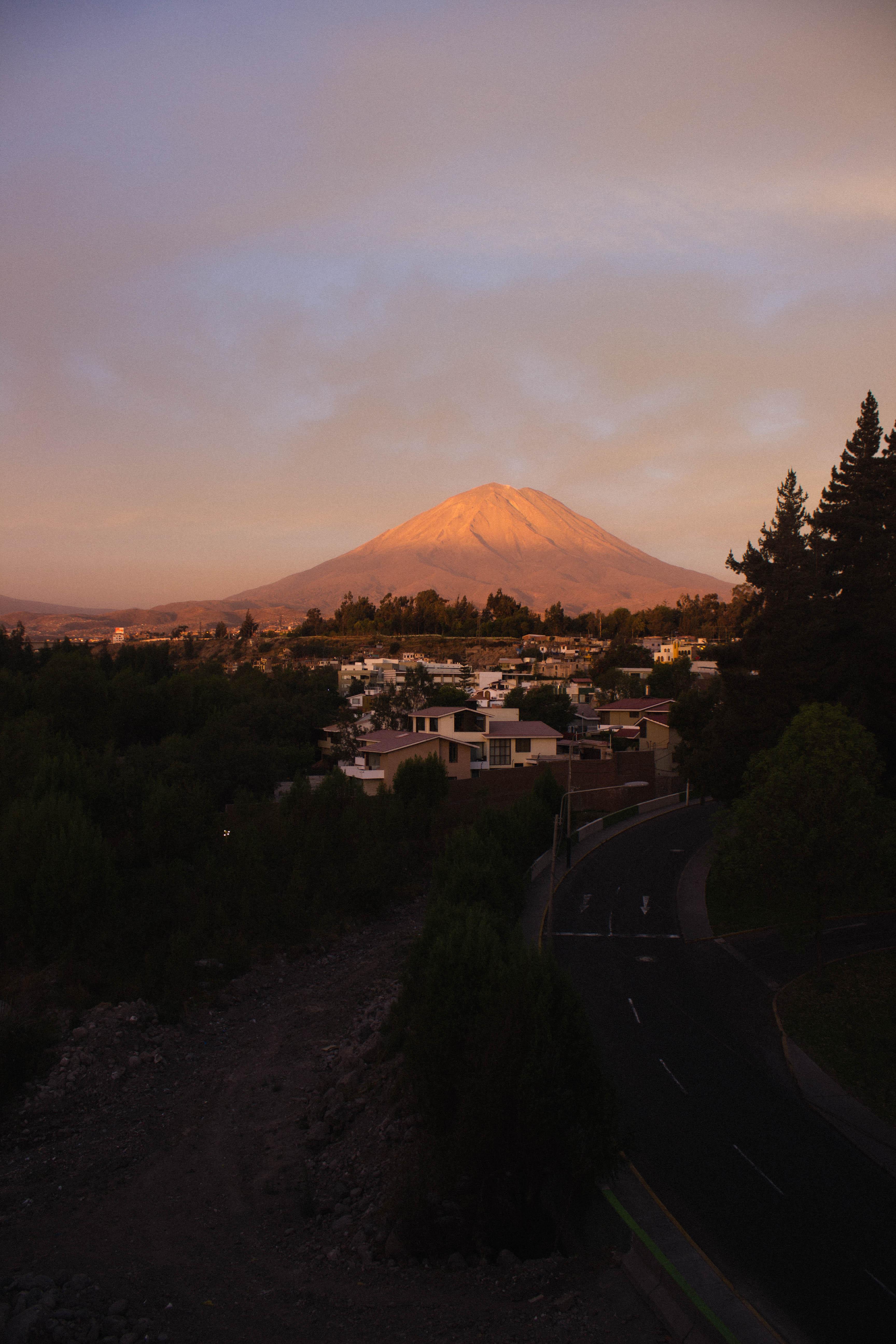 Mount Misti