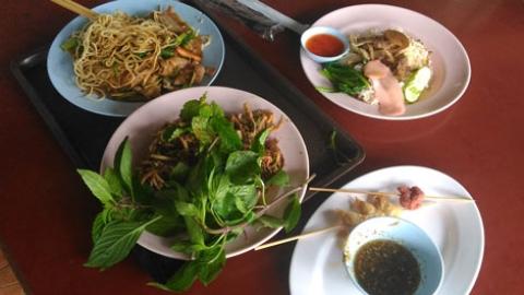 The best vegan food in Bangkok