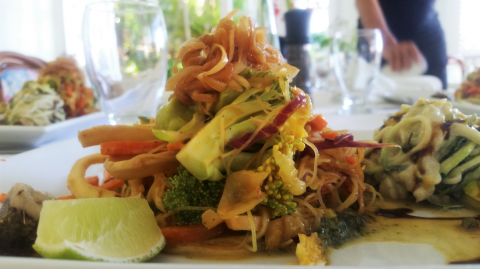 Raw vegan retreats in Samana, Dominican Republic
