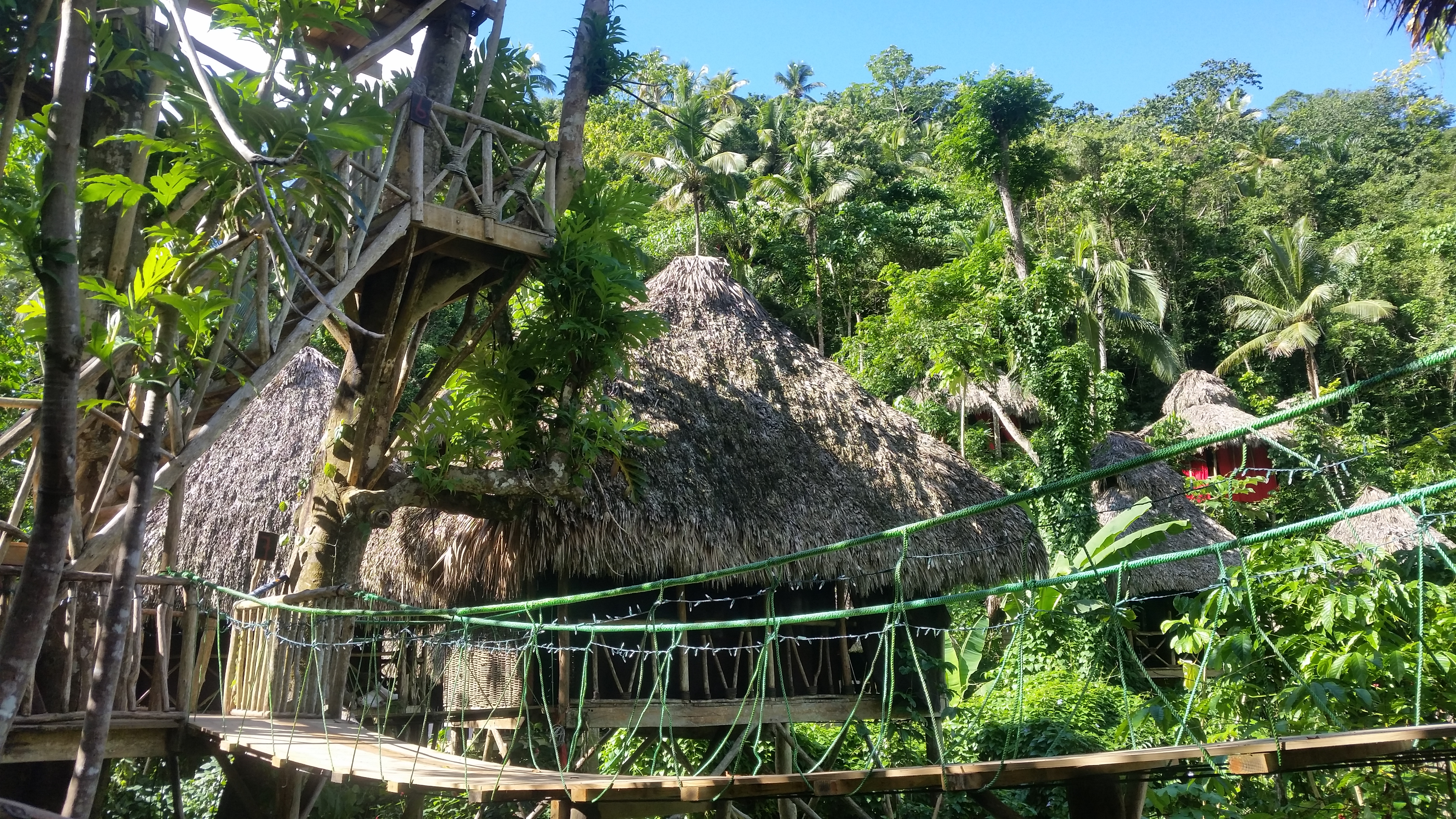 The Dominican Tree House Village
