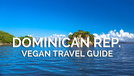Dominican Republic Vegan Travel Guide