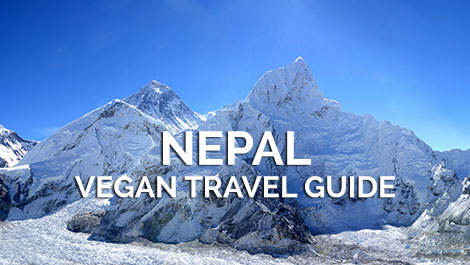 Nepal Vegan Travel Guide