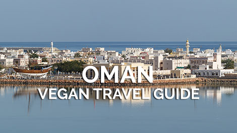 Oman Vegan Travel Guide