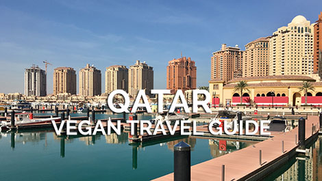 Qatar Vegan Travel Guide