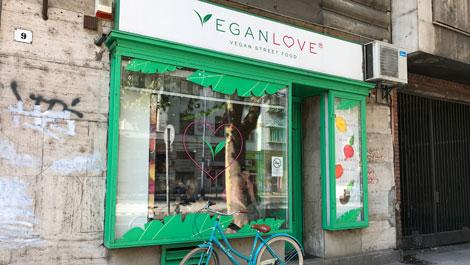 Vegan Love Budapest