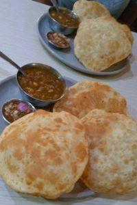 Neelam's breakfast