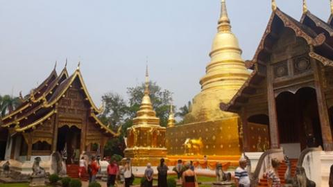 Chiang Mai: cooking up vegan heaven