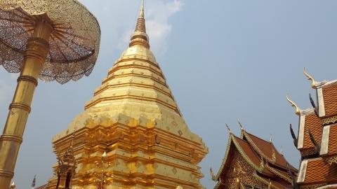 Doi Suthep: Hiking in Chiang Mai