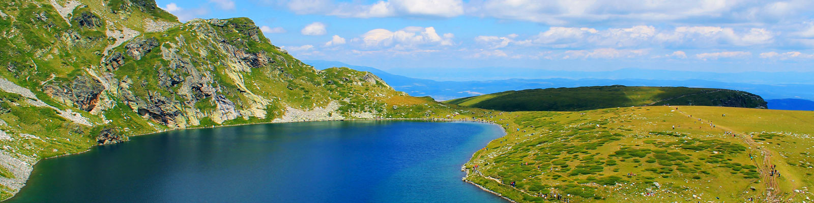 Bulgaria Vegan Travel Guide - Seven Rila Lakes