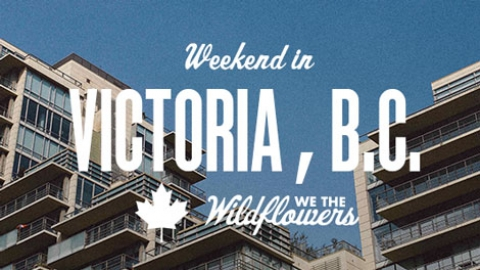 Vegan Weekend in Victoria, B.C.