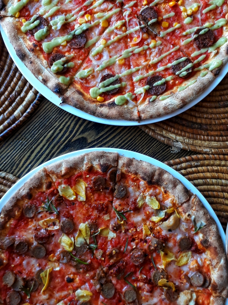 Vegan Pizza Abu Dhabi
