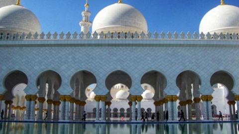 Eid Weekend in Abu Dhabi, UAE