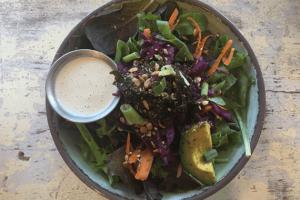Harlow Vegan Restaurant Portland