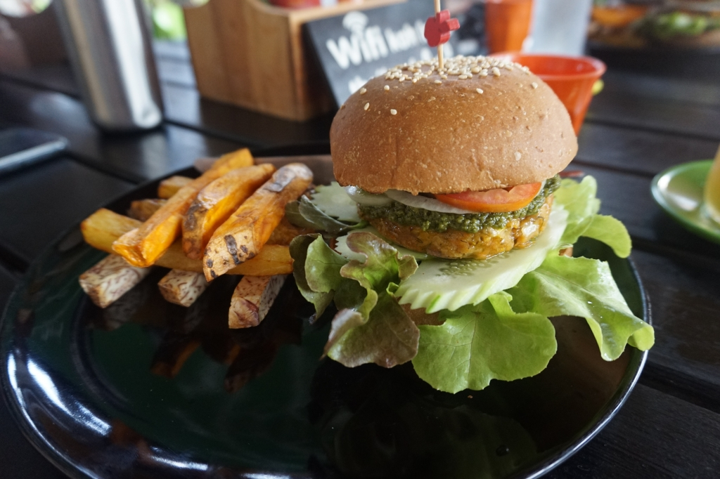 Lanta Vegan Burger