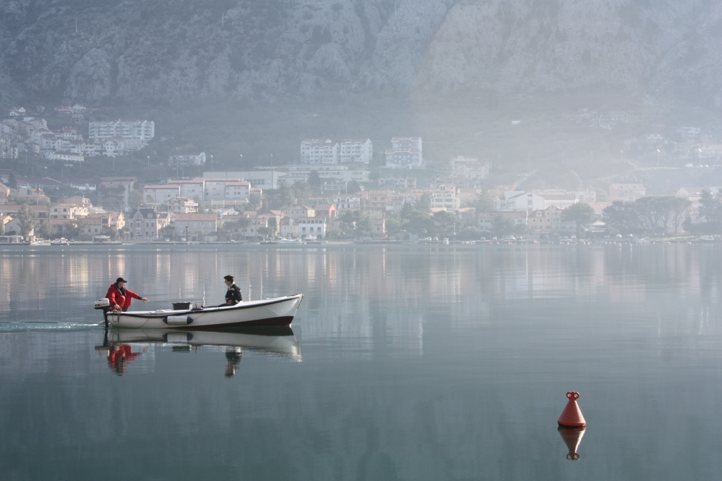 Bay of Kotor, Montenegro. Photo by Caitlin Galer-Unti, The Vegan Word