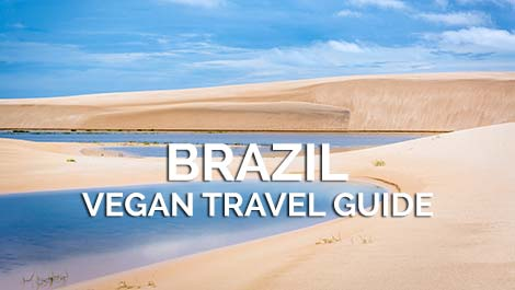 Brazil Vegan Travel Guide