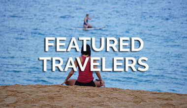 Featured Vegan Travelers