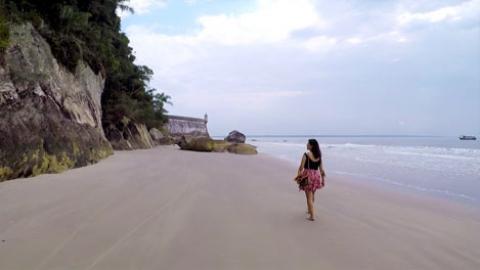 Weekend Getaway at Ilha do Mel