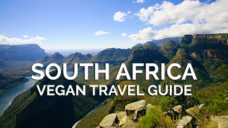 South Africa Vegan Travel Guide