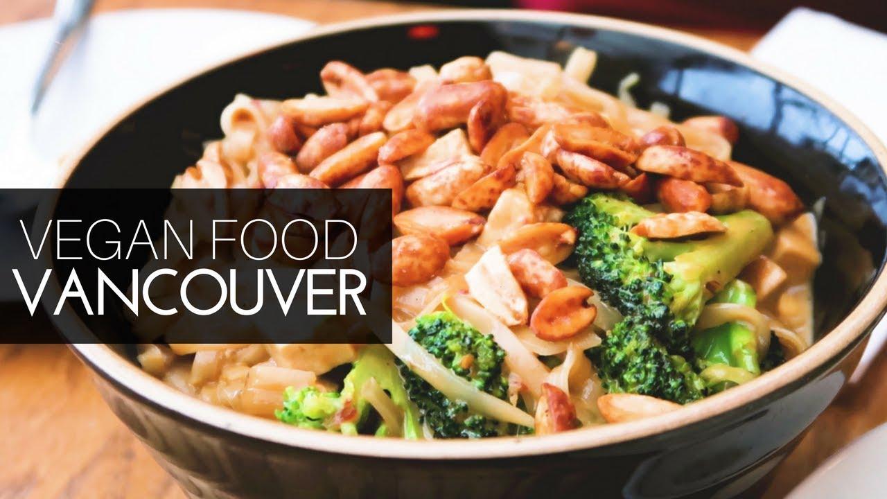 vegan dátumové údaje lokalít Vancouver
