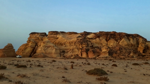 Road Trip from Oman to UAE