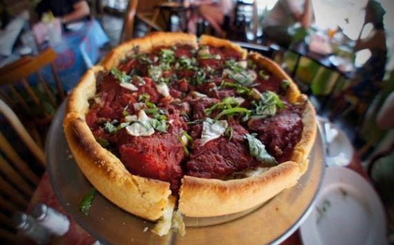 Masa Vegan Pizza