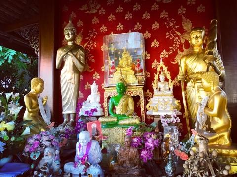 Vegan Chiang Mai: a 4-day itinerary