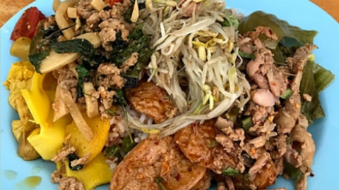 Where to Find Authentic Vegan Thai Food